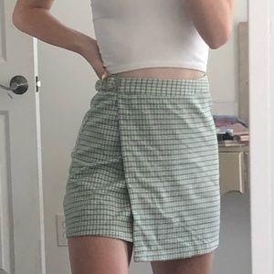 Brandy Melville skirt.